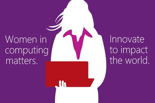 Women in computing matters. Innovate to impact the world