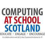 Group logo of Computing at School (Scotland)